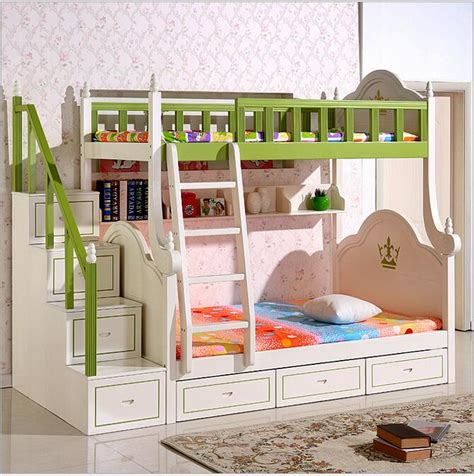 children bunk bed wooden 2 floor ladder ark popular bed bunk buy cheap bed bunk lots