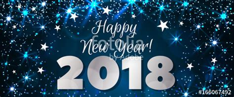 new year date 2018 quot happy new year 2018 greeting horizontal banner festive