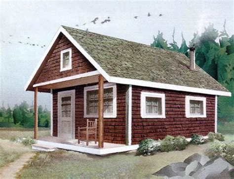 build a cabin for 5000 free bunkie plans a diy shed wny handyman