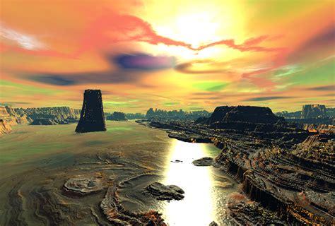 imagenes de paisajes en 3d galer 237 a de im 225 genes fondos de paisajes 3d
