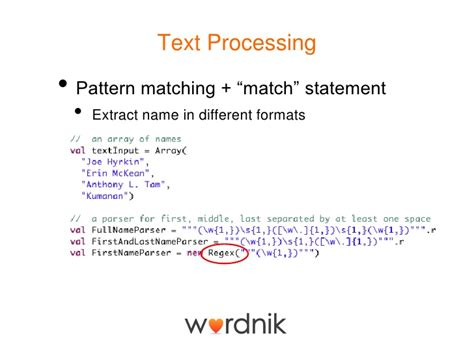 scala pattern matching parser scala swagger at wordnik