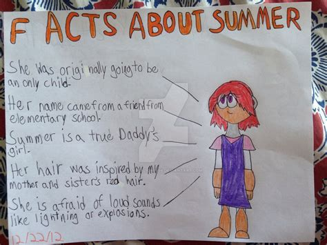 7 Facts On Summer by Summer S Facts By Ailsa The Leafeon On Deviantart