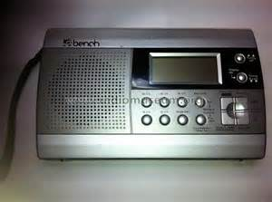bench radio digital world receiver kh2026 radio bench marke komperna 223 g