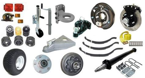 Truck And Trailer Parts And Accessories Trudeau Trailers Parts Service