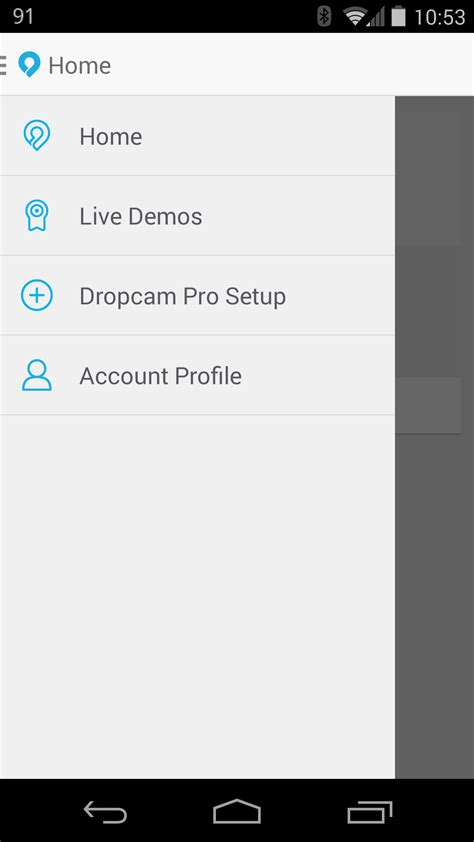 dropcam android app dropcam app hits version 3 0 brings activity feed mobile setup and customizable alerts to android