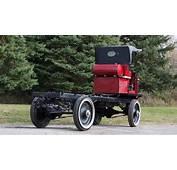 1918 Fwd Model B 3 Ton Truck  T81 Indy 2016