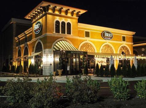 brio italian quaker bridge mall