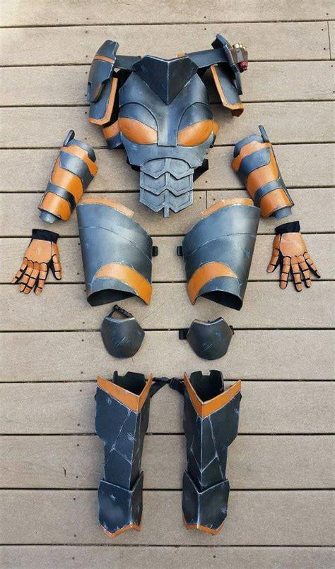 best 25 deathstroke costume ideas on pinterest