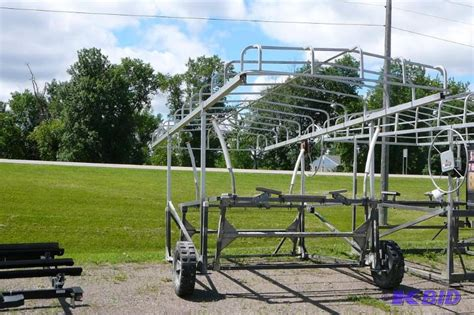 boat lift auction hewitt boat lift aluminum cantileve kan do auctions