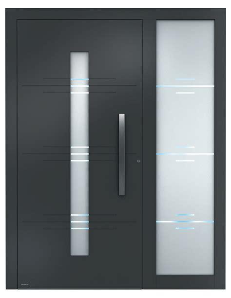 Eingangstüren Mit Seitenteil Modern by Weru Aluminium Haust 252 Ren Sedor Modern Mit Seitenteil
