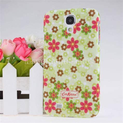 Hardcase Cathkidston Samsung S4 cath kidston flower series slim plastic cases cover for samsung bed mattress sale