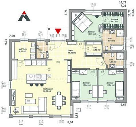 2 schlafzimmer haus pläne mit angeschlossener garage die besten 25 ideen zu grundriss bungalow auf