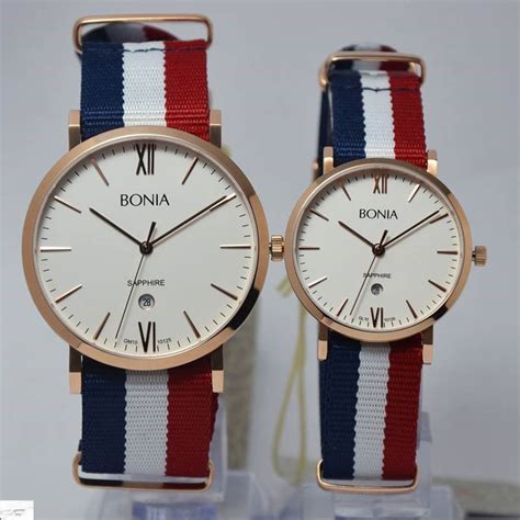 Grosiran Jam Tangan Hegner B407 Original 4 buy bonia jam tangan pasangan 100 original harga satuan deals for only rp1 235