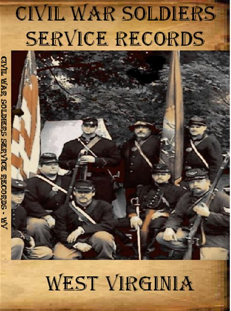 Records West Virginia Research Your Civil War Ancestor 187 Our Catalog West Virginia Civil War Soldiers