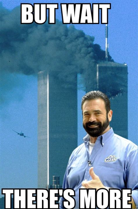 September 11 Memes - billy mays september 11th 2001 attacks know your meme