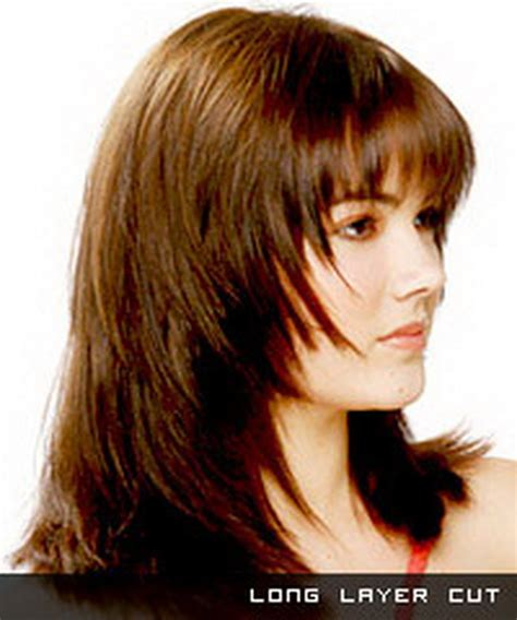 differnt styles to cut hair razored layered haircuts