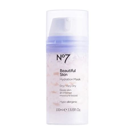 hydration mask for hair no7 beautiful skin hydration mask