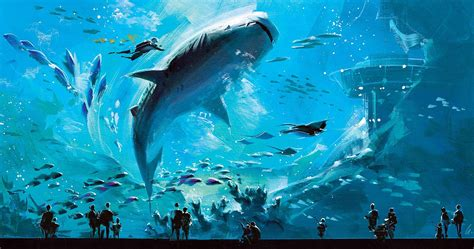 world s top 10 largest aquariums in the world in 2017