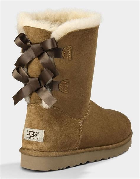 Ugg Bailey Bow Boots 3280 Black Cheap P Uggs 3280