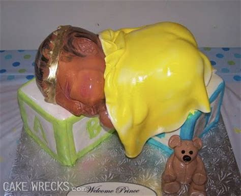 Baby Shower Cakes Wrong by Shortarmguy S Emails Baby Shower Cakes Wrong