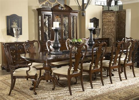 dining room sets for 10 11 piece dining room set homesfeed