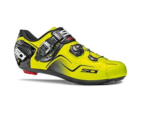sidi cycling shoes sidi kaos road cycling shoe road bike shoes merlin cycles