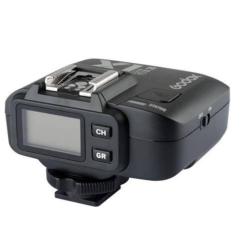 Godox X1n Ttl Wireless Flash Trigger For Nikon godox x1r n ttl 2 4g wireless flash trigger receiver for x1n trigger transmitter for nikon dslr