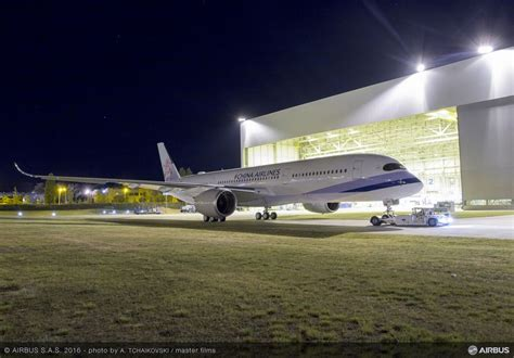 a350 flight test china airlines a350 xwb ready to start ground and