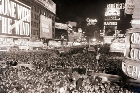history of new year times square drop new years history pictures