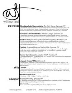 resume draft everything design