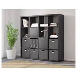 square bookcase ikea ikea kallax 16 cube storage bookcase square shelving unit