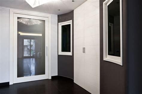 porte vetrate per interni porte vetrate in legno per interni di design realizzate su