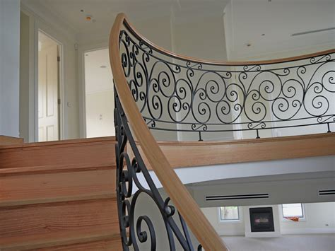 Metal Balustrade Metal Balustrade Steel Balustrade Eric Jones Stairs