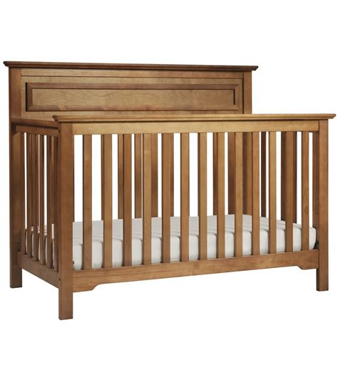 Davinci Convertible Cribs Davinci Autumn 4 In 1 Convertible Crib In Chestnut Finish