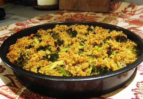 vegan quinoa casserole simply quinoa