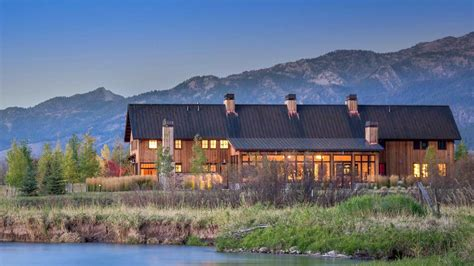 40m cakebread ranch is wyoming s most expensive house