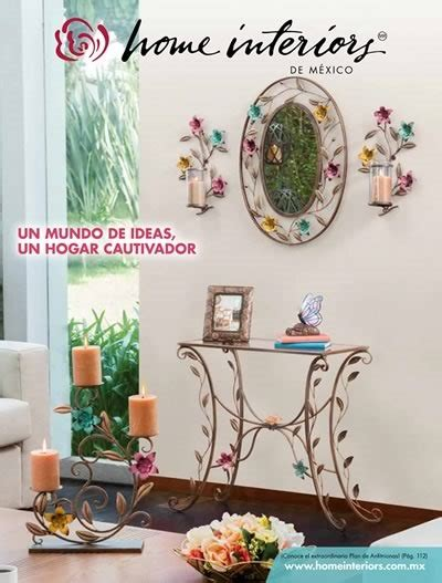 home interiors catalogo cat 225 logo home interiors enero 2018 de m 233 xico