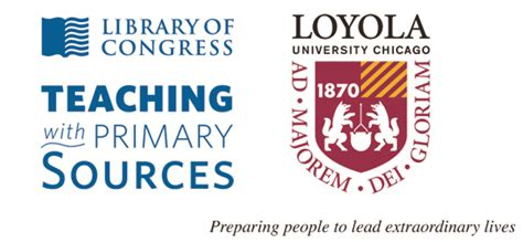 Loyola Chicago Mba Tuition by School Of Education 187 The Teaching With Primary Sources