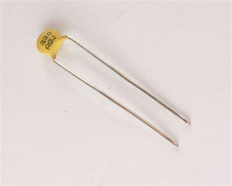 disc capacitor 104 33pf 5aq330jacha avx capacitor 33pf 500v ceramic disc 2020023317