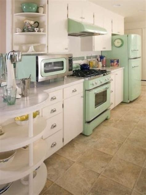 add style to your kitchen with retro appliances 24 amazing retro inspired designs destroy boredom in the