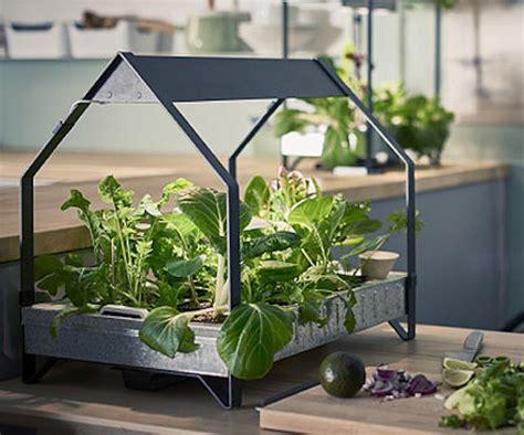ikea hydroponics garden indoor gardening series ikea feel desain