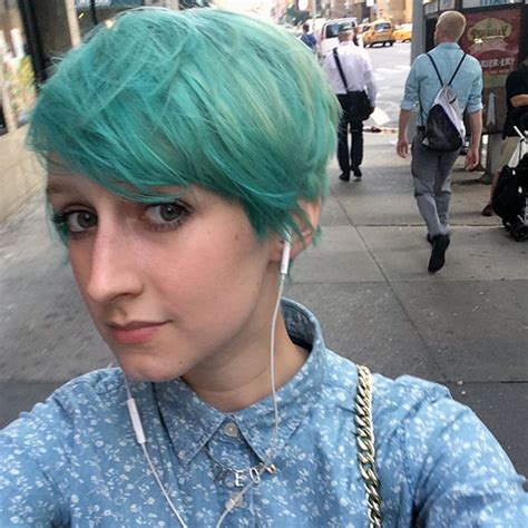 dark green hair turquoise without bleach manic panic magic eraser remove manic panic without dye