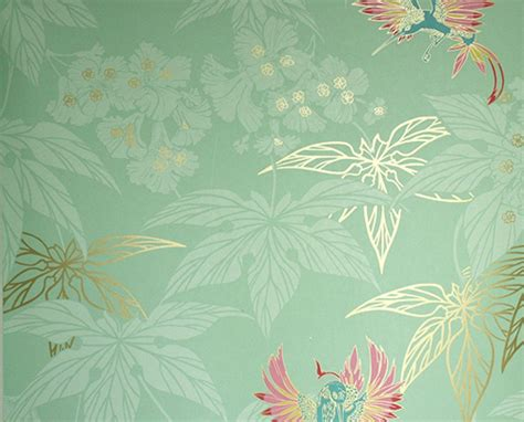 mint green wallpaper uk design trend mint green in children s design