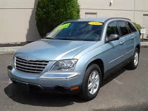 2005 Chrysler Pacifica Specs 2005 Chrysler Pacifica Pictures Cargurus