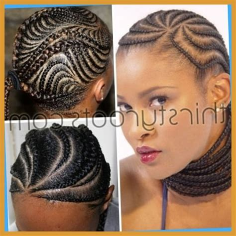 Hairstyles With Braiding Hair by Gallery Of Cornrows Regarding Hair Braiding