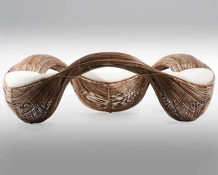 Inspired Furniture by Wave Inspired Wicker Furniture Baud Collection