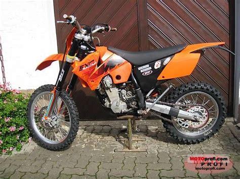 2006 Ktm 450 Exc 2006 Ktm 450 Exc Racing Moto Zombdrive