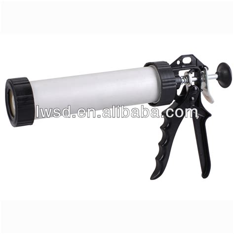 Lem Bangunan Air Caulking Gun 380 ml pu pistol mendempul 310 ml silikon pistol