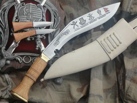 Pisau Kukri Gurkha gurkha brigade jejak kukri kerajinan logam id produk