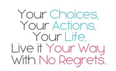 live your with no regrets books quote of the day living your way coach comeback